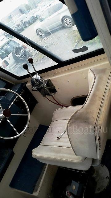 катер SUZUKI MF 250 HT 1996 года