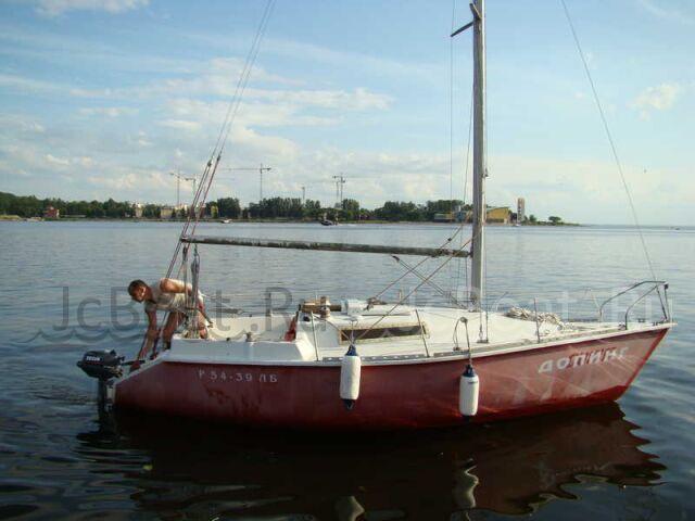 яхта парусная НЕВА-2 (минитонник) 1994 года