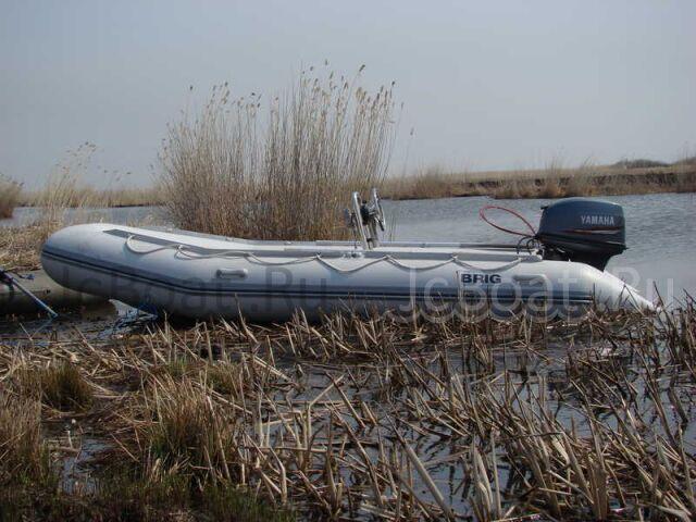 лодка резиновая BRIG 2004 года