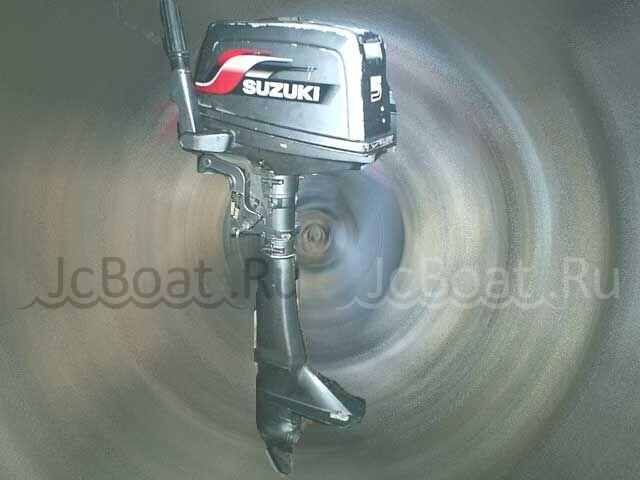 мотор подвесной SUZUKI 1989 года