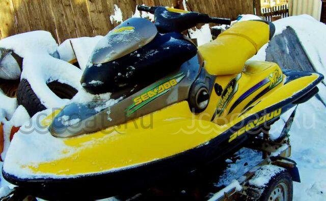 водный мотоцикл SEA-DOO XP-LIMITED 1998 года