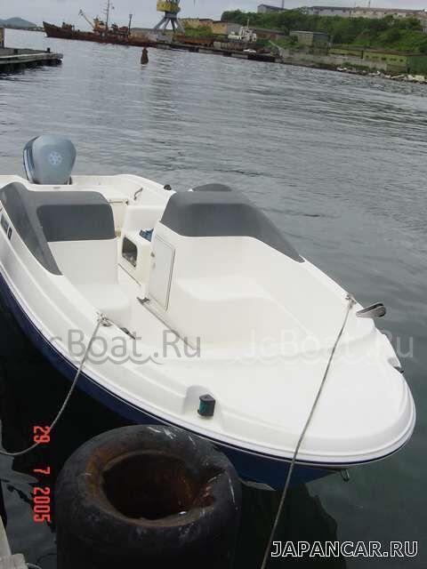 лодка пластиковая YAMAHA SRV-20 1996 года