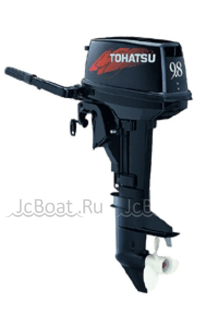 мотор подвесной TOHATSU M 9.8 B S 2011 года