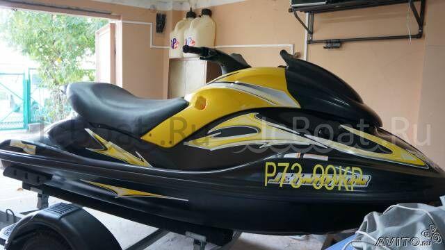 водный мотоцикл  JET MOTOR S800 2010 года