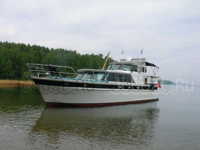 яхта моторная EXSPRESS CRUISER 1991 года