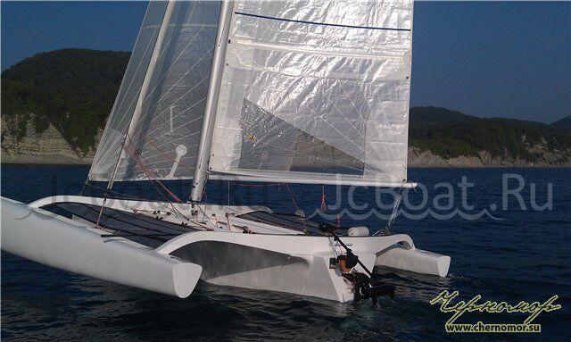 яхта парусная MULTI 23 2012 года