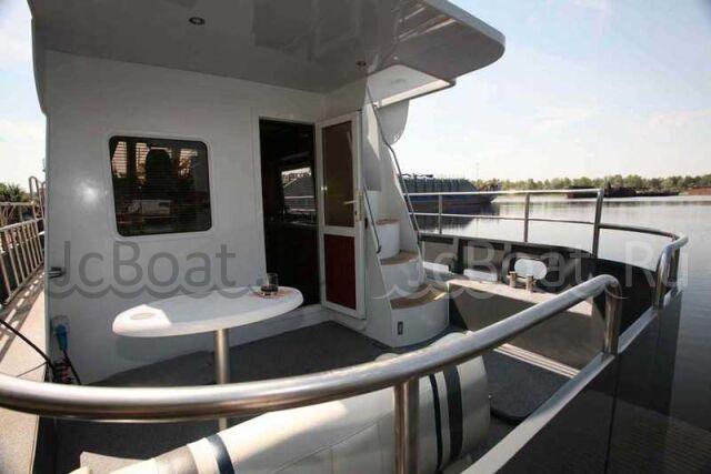 яхта моторная МК-16 2010 года