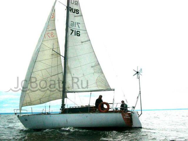 яхта парусная Таурус 1974 года