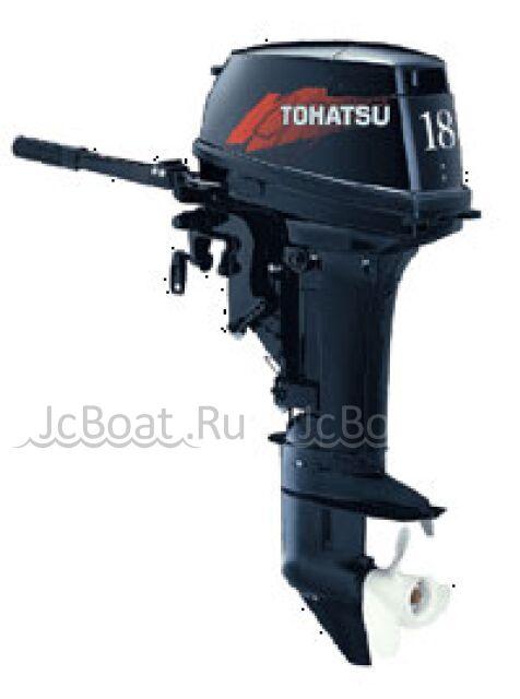 мотор подвесной TOHATSU M 18 E2 S 2010 года