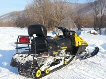 снегоход SKI-DOO SKANDIC 600