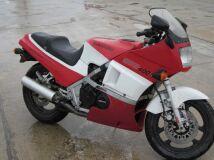 мотоцикл KAWASAKI GPZ400R купить по цене 65000 р. в Уссурийске