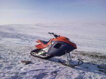 снегоход BRP SNOW HAWK