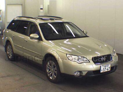 Subaru Outback 2007 года во Владивостоке на запчасти