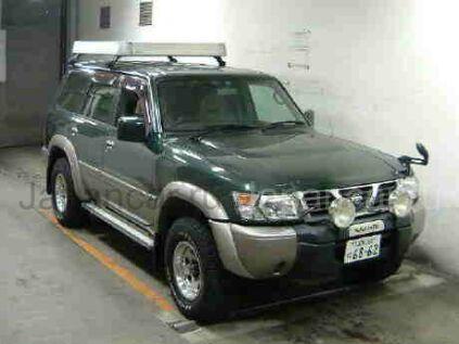 Nissan Safari 1998 года в Уссурийске на запчасти