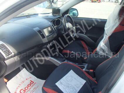 Mitsubishi Outlander 2010 года в Японии