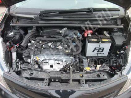 Toyota Vitz 2011 года в Японии