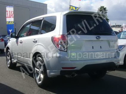 Subaru Forester 2010 года в Японии