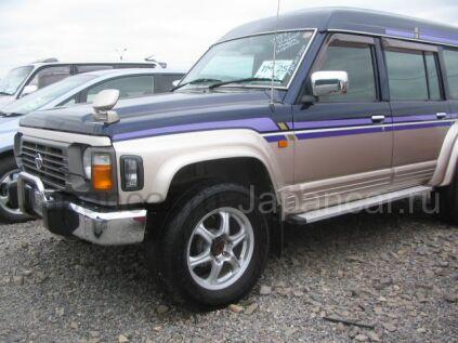 Nissan Safari 1997 года в Уссурийске
