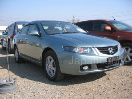 Honda Accord 2002 года в Уссурийске