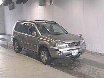 Nissan X-Trail 2004 года во Владивостоке