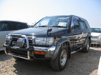 Nissan Terrano 1997 года в Уссурийске