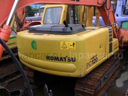 Экскаватор KOMATSU PC120-6EO 2004 года в Японии