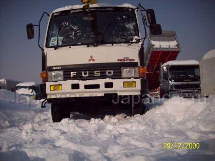Самосвал+кран Mitsubishi FUSO 4WD 1992 года в Артеме