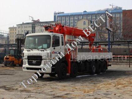 Крановая установка Kanglim KS5206 2013 года в Красноярске