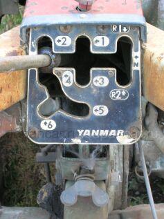 Культиватор YANMAR YS7 2000 года во Владивостоке