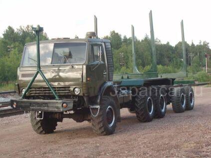 Лесовоз Камаз-4310 1988 года в Санкт-Петербурге