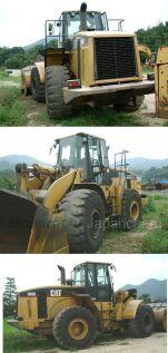Погрузчик Caterpillar 966 2002 года в Японии