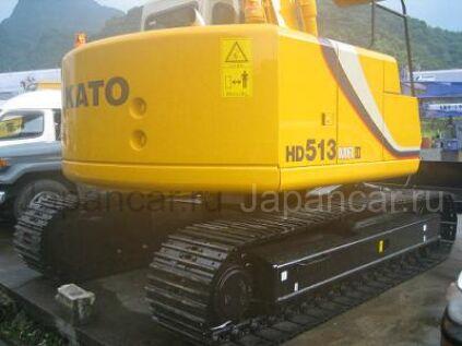 Экскаватор KATO HD513MR 2009 года в Японии