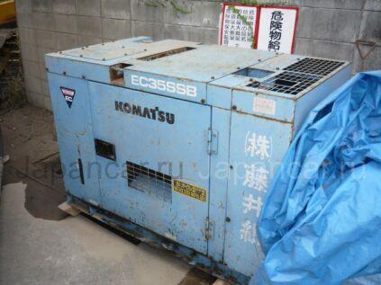 Компрессор Komatsu EC35SSB 1992 года в Японии