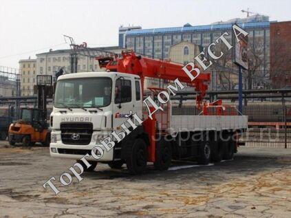 Крановая установка Kanglim KS5206 2013 года в Омске