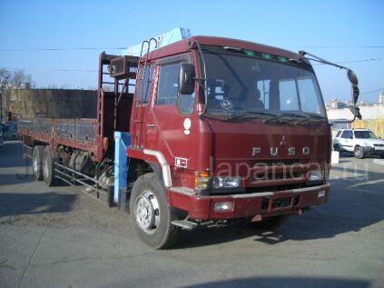 Бортовой+кран MMC FUSO 1995 года во Владивостоке