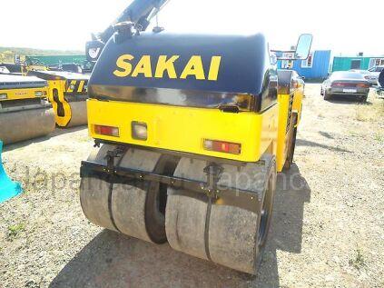 Каток SAKAI ROLLER TW500W-1 2011 года во Владивостоке