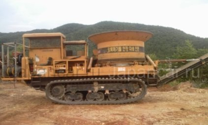 Дробильная машина Caterpillar MOROOKA MC 6000---WOOD CR 2008 года в Южной Корее