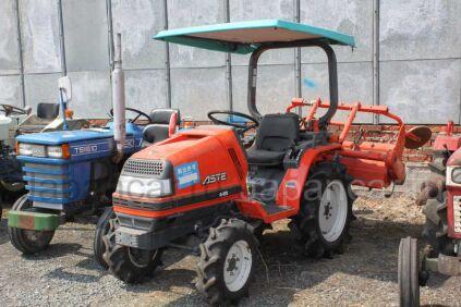 Трактор колесный Kubota ASTI 2007 года в Находке