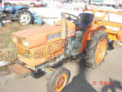 Трактор колесный Kubota L1501 1992 года в Находке