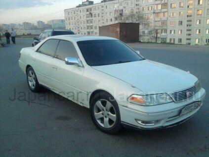 Toyota Mark II 1998 года во Владивостоке