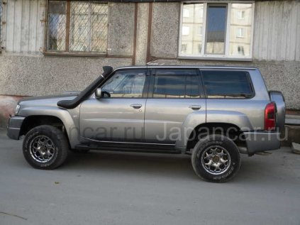 Nissan Patrol 2008 года в Южно-Сахалинске
