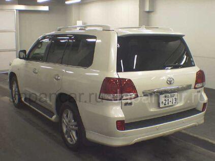 Toyota Land Cruiser 2009 года во Владивостоке