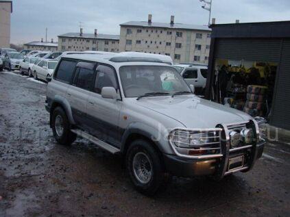 Toyota Land Cruiser 80 1997 года во Владивостоке