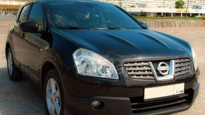 Nissan Qashqai 2008 года в