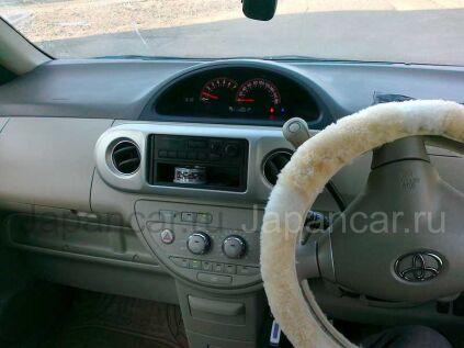 Toyota Porte 2008 года в Уссурийске