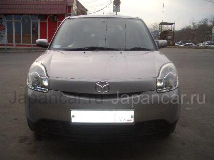 Mazda Verisa 2006 года во Владивостоке