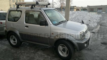 Suzuki Jimny Wide 1999 года в Уссурийске