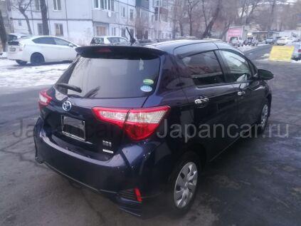 Toyota Vitz 2019 года во Владивостоке