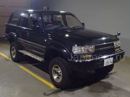 Toyota Land Cruiser 1993 года в Находке