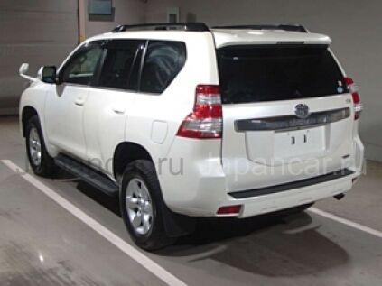 Toyota Land Cruiser Prado 2015 года в Уссурийске